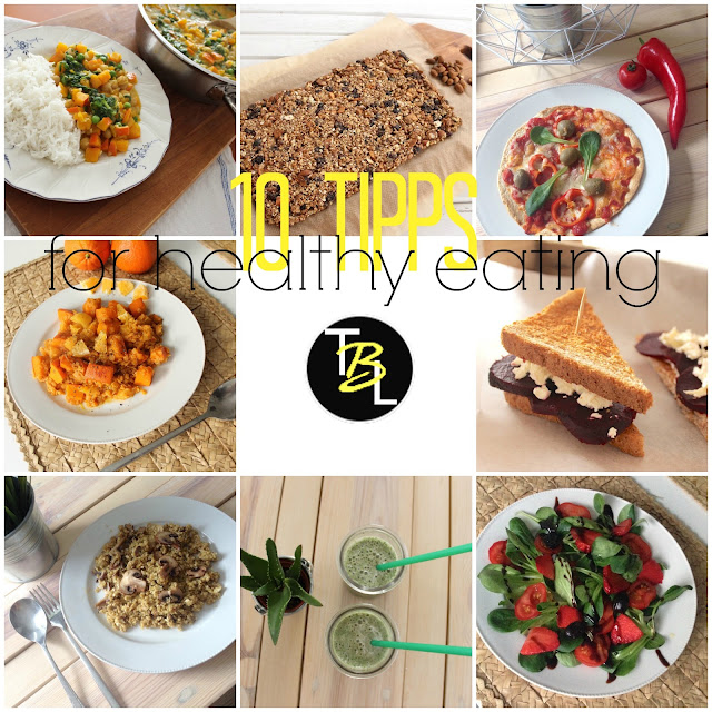 TheBlondeLion 10 Tipps for healthy eating http://www.theblondelion.com/2015/07/food-10-tipps-for-healthy-eating.html