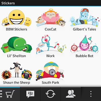 Cara Mendapatkan Sticker Gratis BBM Android