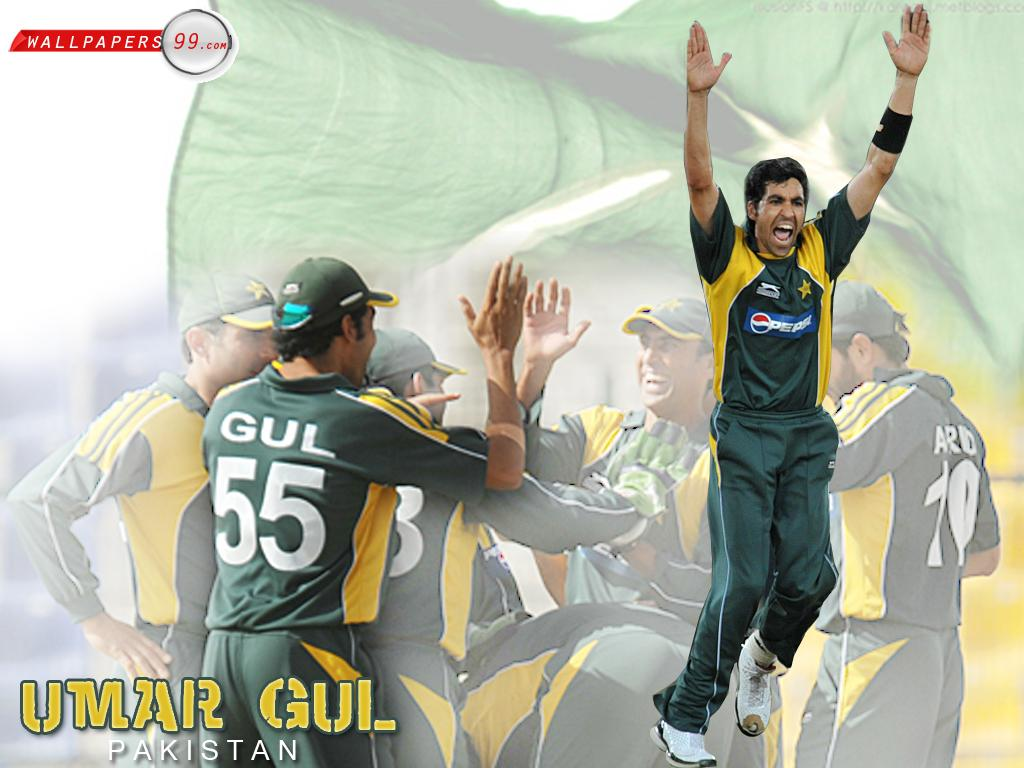 Umar gul wallpaper 2012