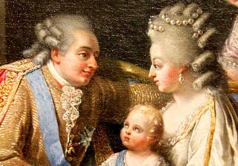 a report on france during the reign of king louis xvi