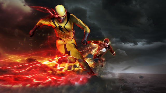 Reverse-Flash, Eobard Thawne, Barry Allen, Flash