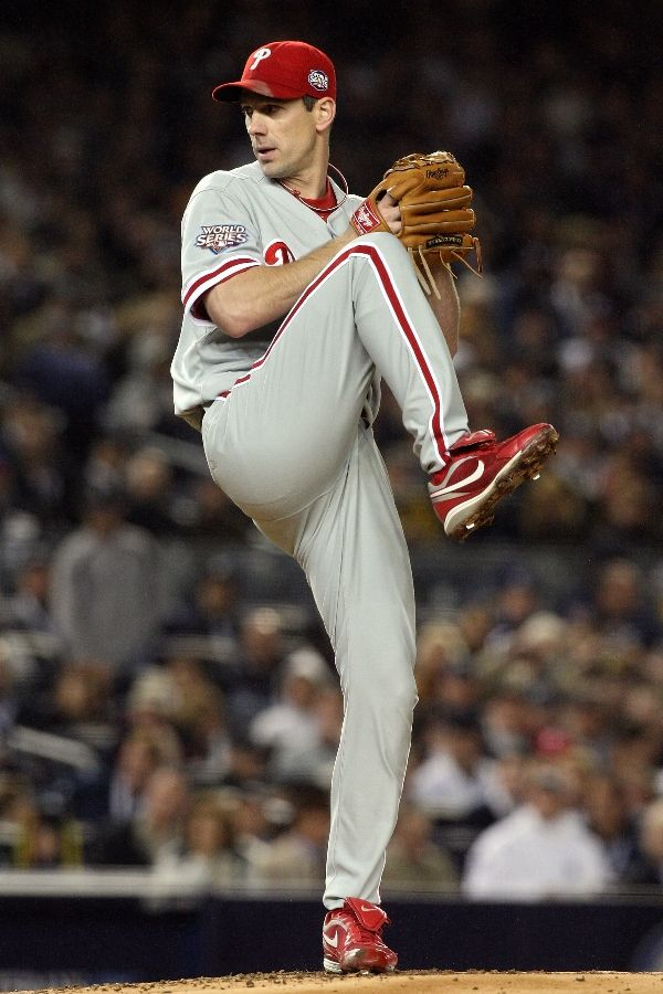cliff lee phillies. Majestic Cliff Lee