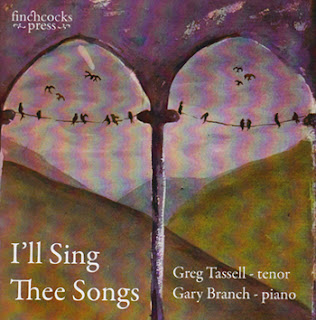 I'll Sing Thee Songs - Greg Tassell and Gary Branch: FPCD005