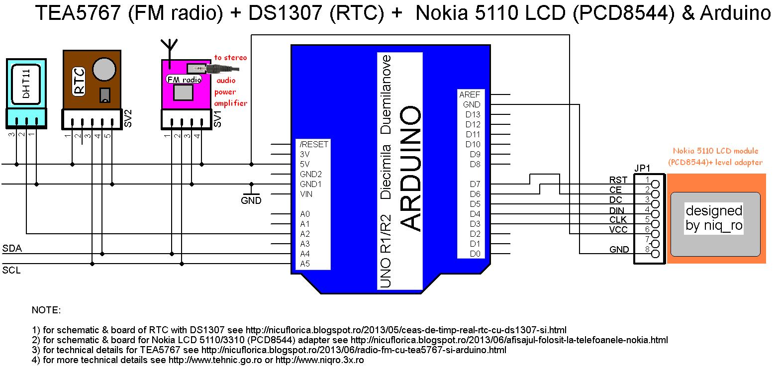 06 as well Afisajul Folosit La Telefoanele Nokia 17 further Radio Fm Cu Rda5807 Si Arduino in addition Product info further Radio Fm Cu Tea5767 Si Arduino Ii. on radio fm cu tea5767 si arduino