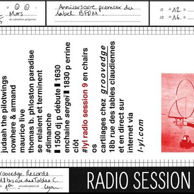 DJ P - Lyl Radio Session 9