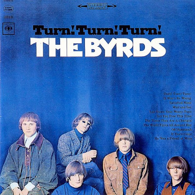 The Byrds - Turn! Turn! Turn! 1965 (USA, Folk-Rock)