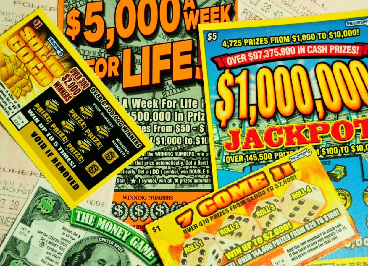 lottery ticket It appears someone in the garden state will be having a very happy easter or passover, as friday night's mega millions drawing produced a single jackpot-winning ticket.