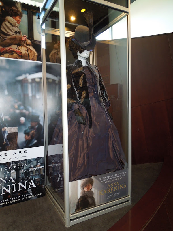 Keira Knightley Anna Karenina film costume