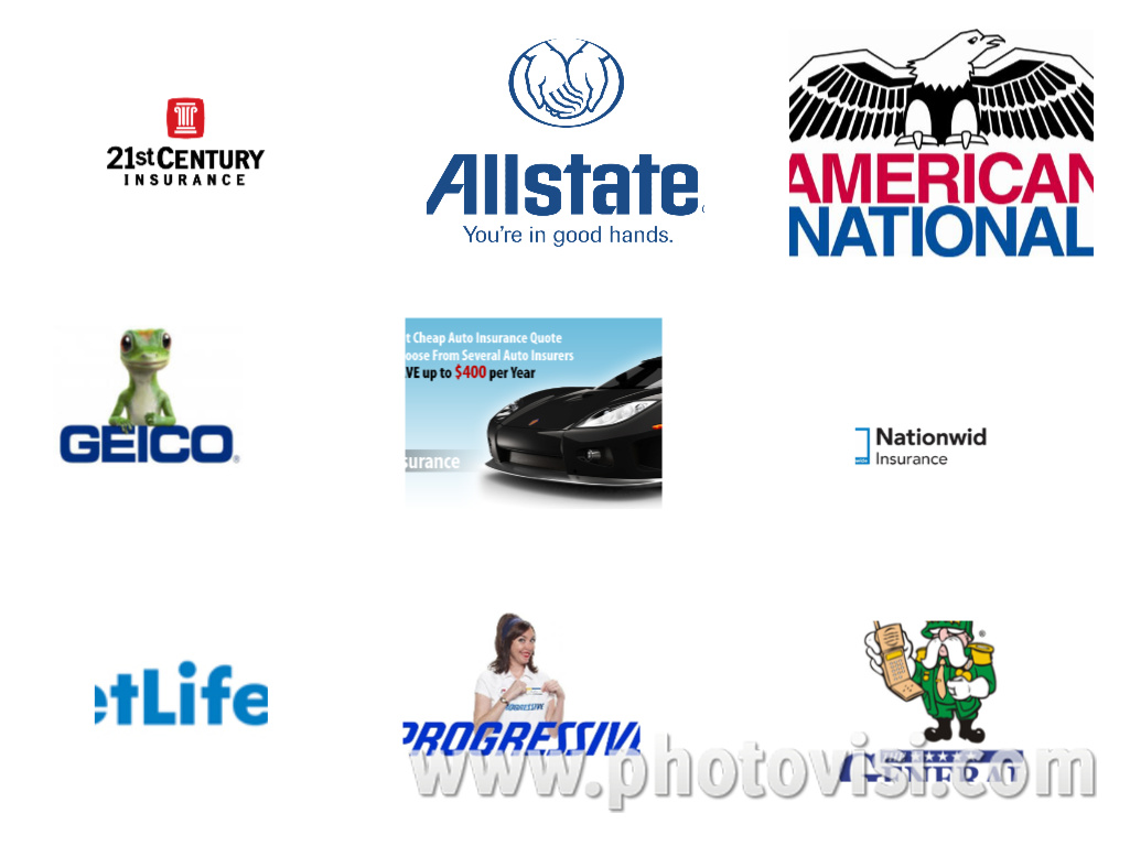 Insurance companies and auto insurance: a selection of sites