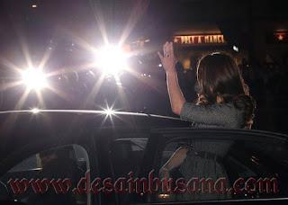 Kate Middleton dan sorotan lampu kamera