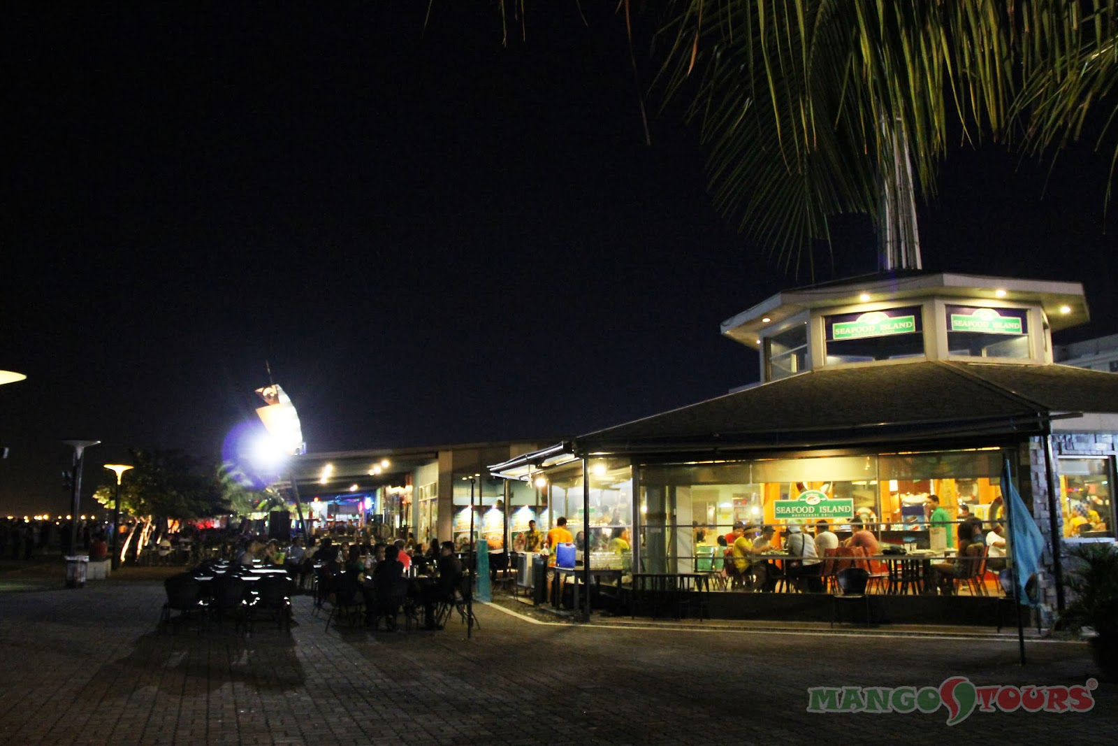Mango Tours Microtel by Wyndham Mall of Asia SM MOA Restaurants