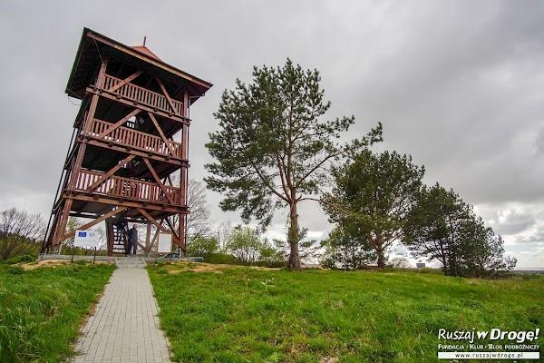 Wieża widokowa w Tolkmicku