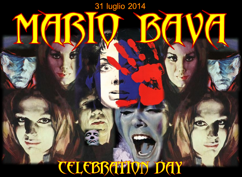 Mario Bava Day - 31/07/2014