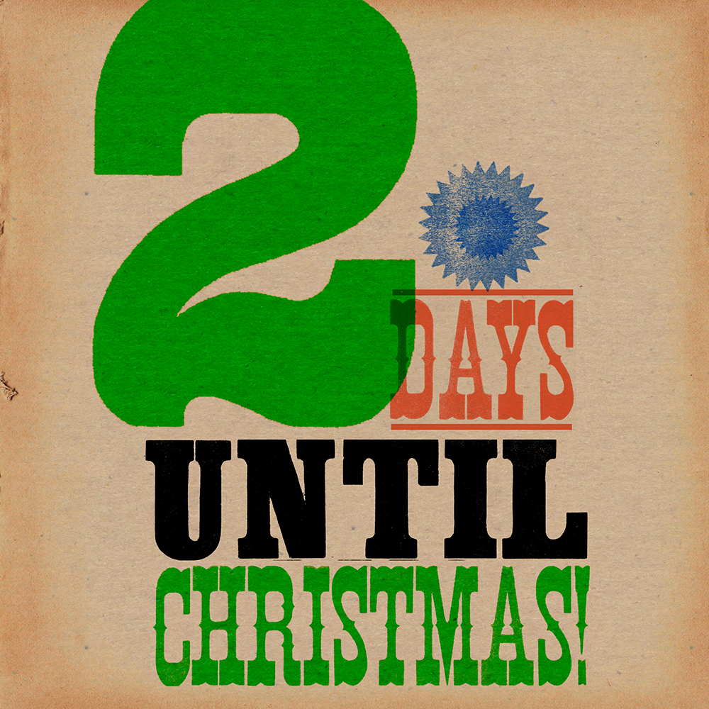 My Daily Six: 12.23.12_2 days until christmas!