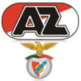 AZ Alkmaar - Benfica Lissabon
