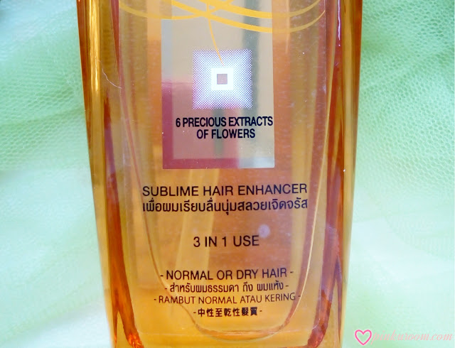L'Oreal Paris Extraordinary Oil Review Pinkuroom