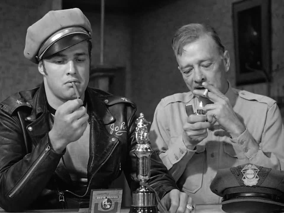 Salvaje (1953) Marlon Brando (HD)