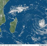 Image satellite ex-tempête Bohale