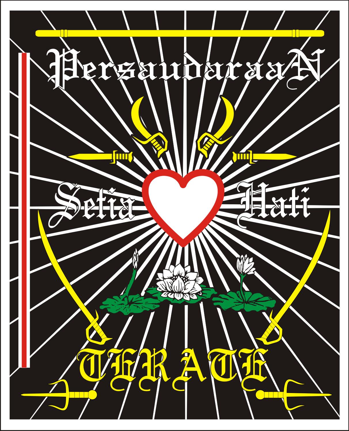Persaudaraan Setia Hati Terate Logo