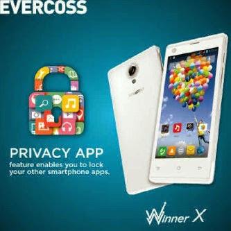 Evercoss A74F Winner X