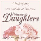 Virtuous Daughters Button