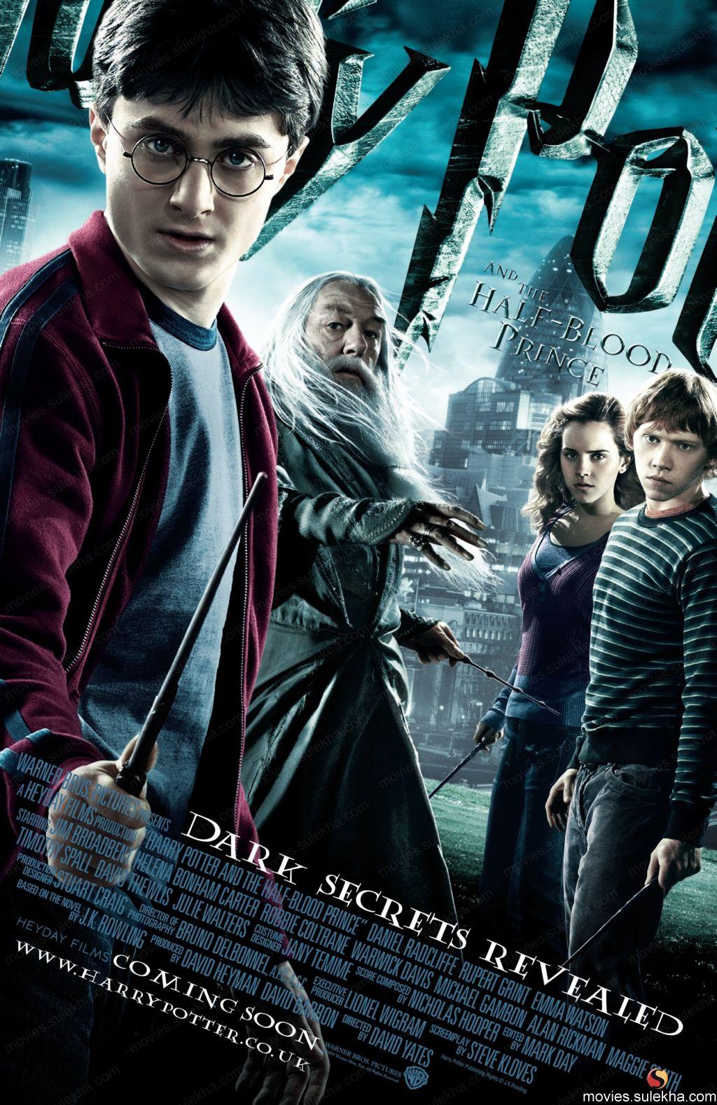 Harry Potter and the Half-Blood Prince / Хари Потър и Нечистокръвният принц (2009)