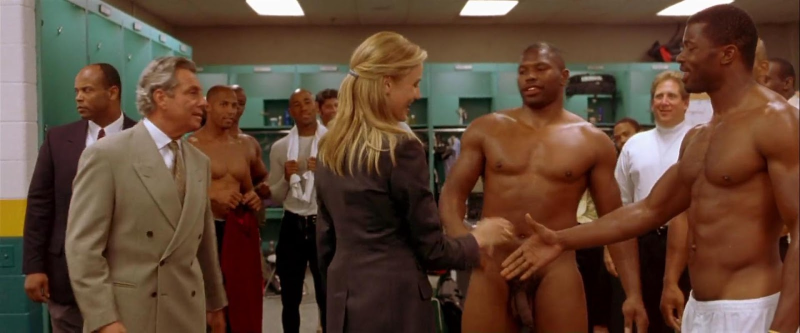 Any given sunday nude scene