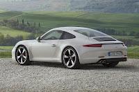 Porsche 911 50th Anniversary Edition (2013) Rear Side