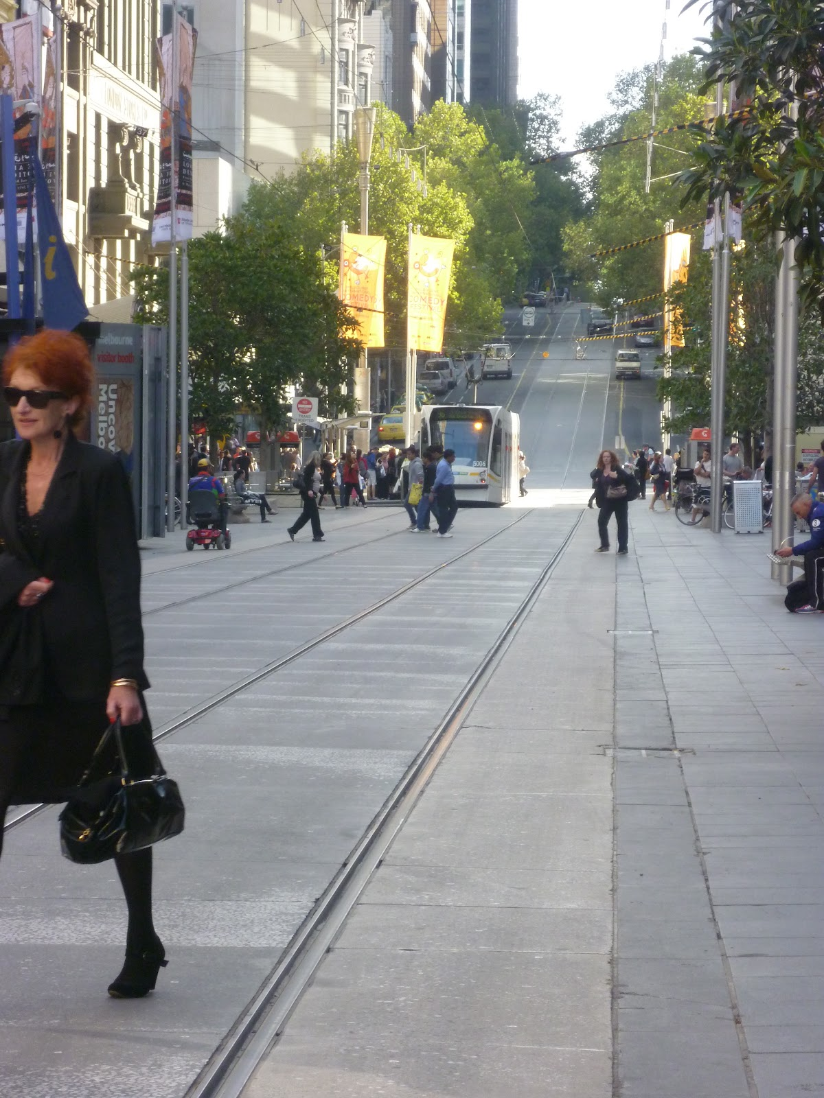 Date street in Melbourne