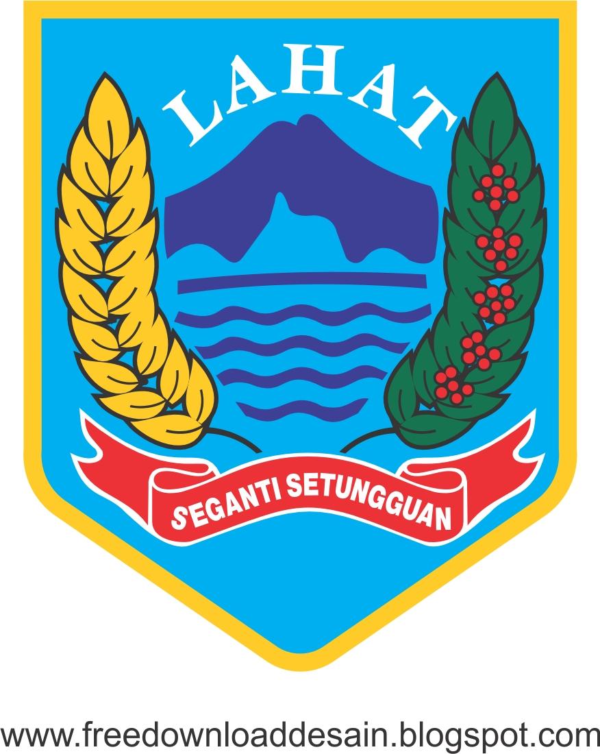 Logo Kabupaten Lahat Free Download Desain