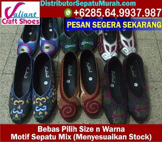 +62.8564.993.7987, Sepatu Bordir Murah, Sepatu Bordir Grosir, Sepatu Bordir Cantik