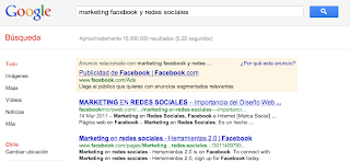 marketing facebook y redes sociales