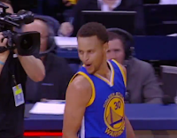 Stephen curry hits buzzer beater from 3 4 court vs grizzlies video