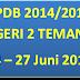 Informasi Pendaftaran Peserta Didik baru TH 2014 / 2015 SMKN 2 Temanggung