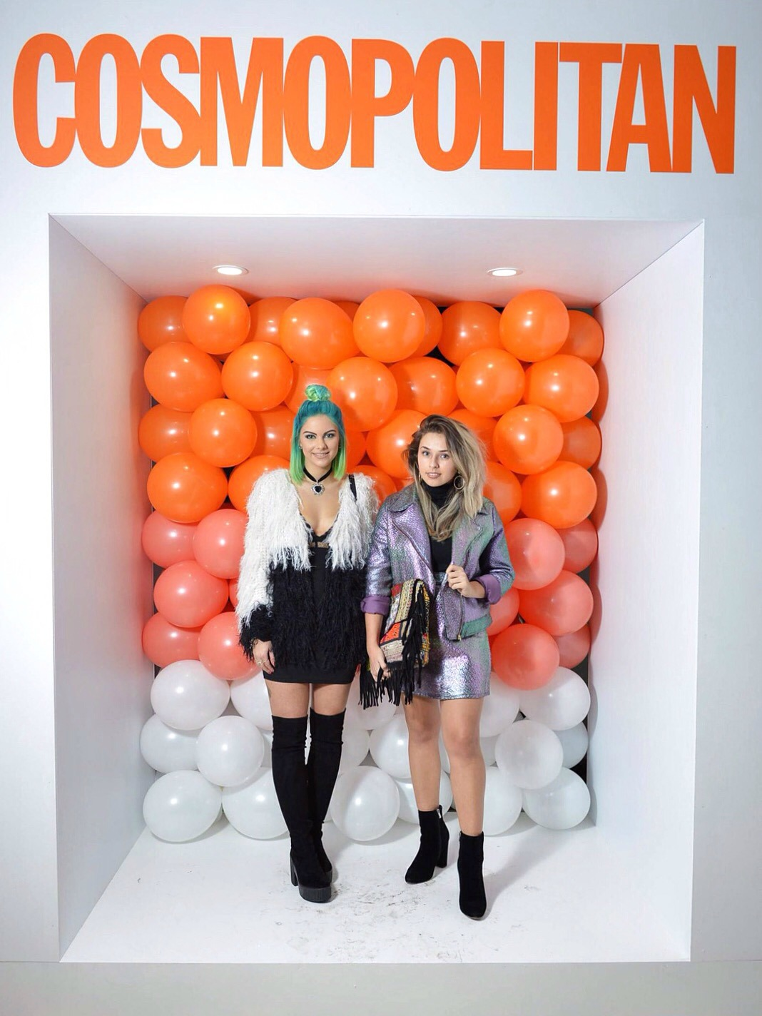 Shortlisted bloggers for cosmo blog awards 2015