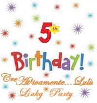 """Partecipa anche tu al Linky Party di Laura: """"Creattivamente Lulù"""""""
