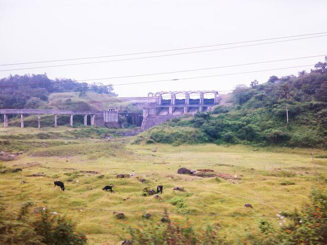 Banasura Sagar Water Dam