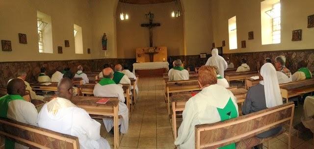 Bishops' plenary session (Manzini)