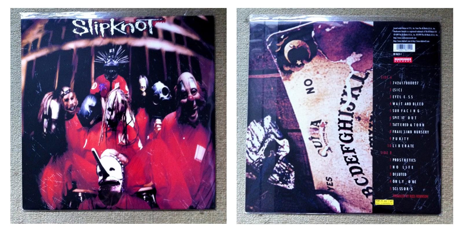 Stockroom Slipknot Slipknot