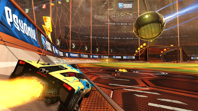Rocket League PC Download Photo