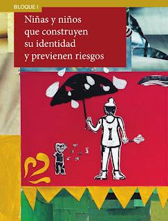 Apoyo Primaria Formación Cívica y Ética 5to grado Bloque I Niñas y niños que construyen su identidad y previenen riesgos