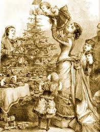 the christmas tree has been a tradition in germany for hundreds of years but it when prince albert queen victorias german husband introduced the
