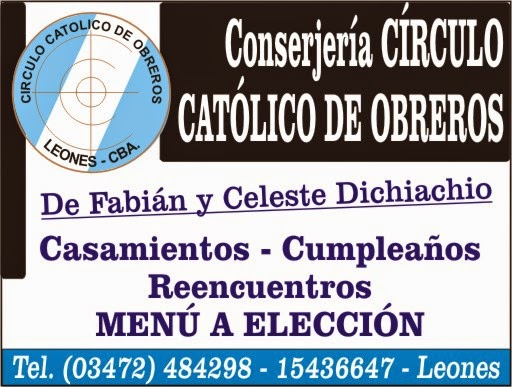 Conserjería Círculo Católico de Obreros