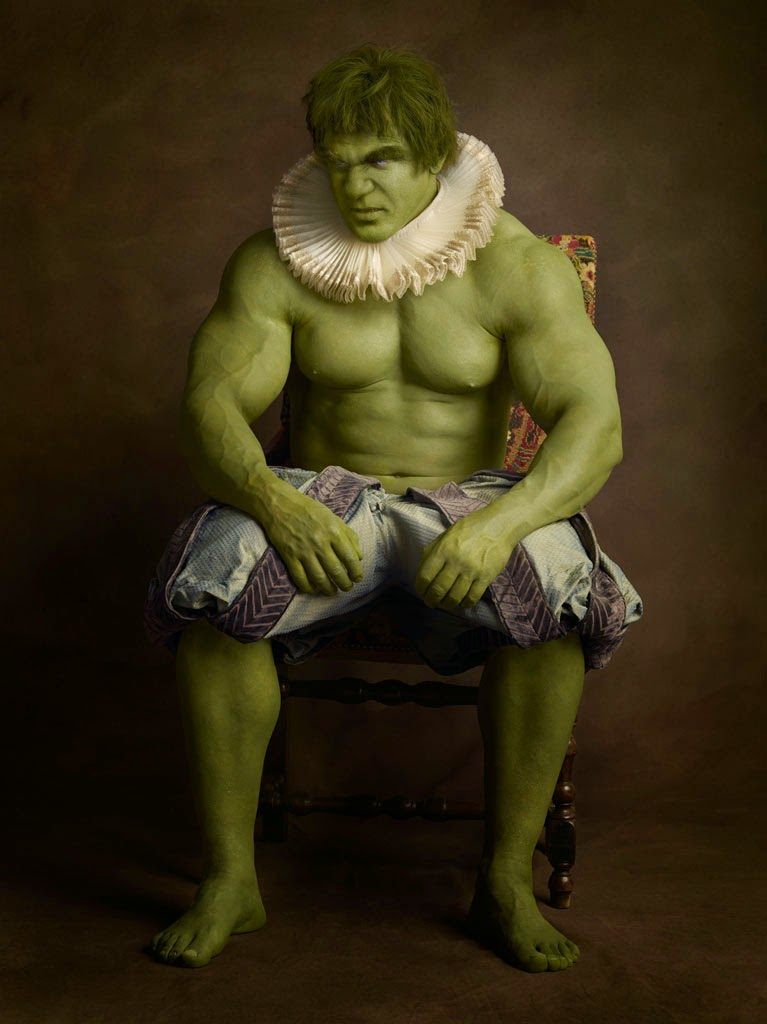 23-The-Hulk-Dr-Bruce-Banner-Sacha-Goldberger-Superheroes-in-the-1600s-www-designstack-co