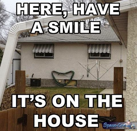 funny things house picture