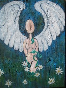 'Garden Angel'