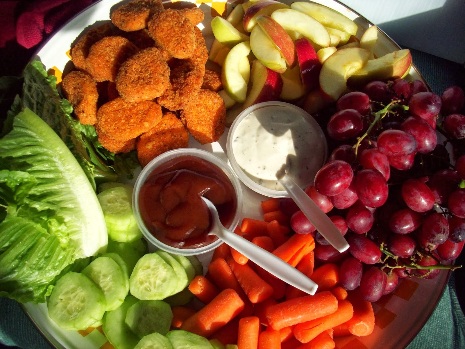 two quick and easy dinners with tyson chicken nuggets food crafts