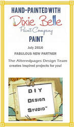 Altered Pages Partner of the Month