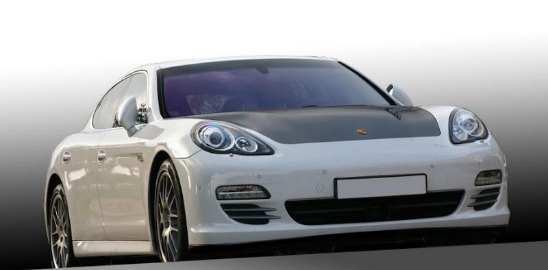 DMC tuner Porsche Panamera Program