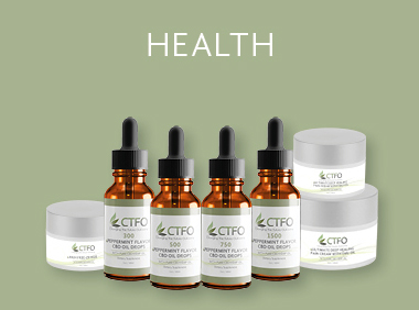CTFO Hemp Oil Health